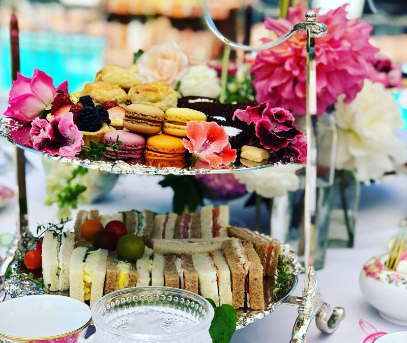 How to host a stress free tea party